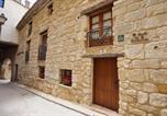 Location vacances Lledó - Casa rural con mucho encanto en un entorno mágico-1