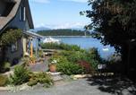 Hôtel Campbell River - Quadra Island Harbour House-1