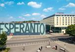Hôtel Dipperz - Hotel Esperanto Kongress- und Kulturzentrum Fulda-1