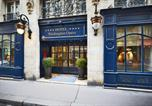 Hôtel Palais-Royal - Paris - Golden Tulip Washington Opera-2