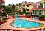 Location vacances Candolim - Villa with Wi-Fi in Sinquerim, Goa, by Guesthouser 9853-1