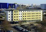 Hôtel Southampton - Ibis budget Southampton Centre-1