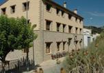 Hôtel Villarluengo - Hostal Rural el Guerrer-1