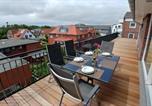 Location vacances Wangerooge - Villa Petersen, Wohnung Traumblick-4