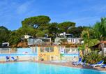 Camping avec Ambiance club Var - Camping Les Lauriers Roses-1