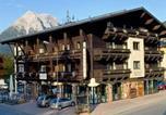 Hôtel Seefeld-en-Tyrol - Appartement Residenz Leutasch Zentrum