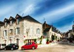 Hôtel La Ferté-Saint-Cyr - Le Relais Des Templiers-1