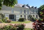 Hôtel Beaumont-en-Véron - La Pénesais-1