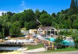 Camping avec Site nature Castelnaud La Chapelle - Gites Sarlat-2