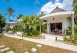 Hôtel Bo Phut - Secret Garden Beach Resort-4