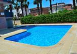 Location vacances Castelldefels - Castelldefels Playa Garbi-1