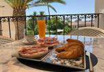 Hôtel Brozas - Hotel Albarragena-3