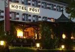 Hôtel Jerzens - Schlosshotel Post-4