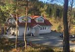 Hôtel Norheimsund - Lyseklosterveien Bed & Breakfast-4