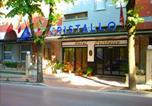 Hôtel Chianciano Terme - Hotel Cristallo-1