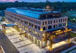 Hôtel Indianapolis - Ironworks Hotel Indy-2