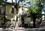Hôtel Lunel - La maison du soleil-1