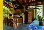 Hôtel Ilhabela - Suíte na Casa do Baobá.-4
