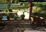 Hôtel Rocbaron - B&b Guest House Domaine le Clos du Pavillon Provence-4