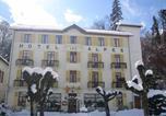 Hôtel Les Allues - Hotel des Alpes-2