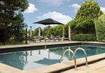 Hôtel Badefols-sur-Dordogne - Château Les Merles et ses Villas-2
