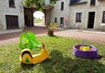 Location vacances Anché - Gîte Ligré, 8 pièces, 15 personnes - Fr-1-381-129-2