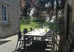 Location vacances  Ardennes - Hédoniste-4