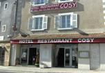 Hôtel Cantal - Hôtel Restaurant Cosy-1