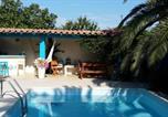 Location vacances Canohès - Casa Sestina - Appartement entier dans belle villa avec piscine-3