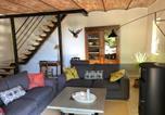 Location vacances Lauris - Grand appartement en duplex avec jardin-4