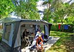Camping avec Piscine couverte / chauffée Gourdon - Domaine Des Chênes Verts-2