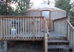 Villages vacances Victoria - Mount Vernon Camping Resort 20 ft. Yurt 3-2