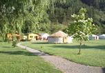 Camping Parc du Mercantour - Camping Mandala-1