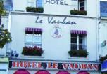 Hôtel Saint-Martin-d'Aubigny - Hôtel Le Vauban-1