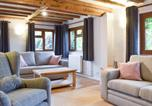 Location vacances Hastingleigh - Hollyhock Cottage-4