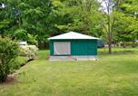 Camping avec Quartiers VIP / Premium Gironde - Camping les Peupliers-4