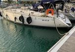 Hôtel Guadeloupe - Bateau voilier 38 pieds-4