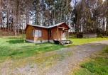 Location vacances Osorno - Acogedora Cabaña Cerca del Lago Ranco &quote;Coigue&quote;-1