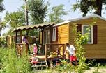 Camping avec Hébergements insolites Villard-Saint-Sauveur - Capfun - Camping La Régnière-3