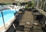 Hôtel Castelnau-le-Lez - Hotel & Restaurant Heliotel-4