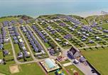 Camping avec Piscine couverte / chauffée Omonville-la-Petite - Camping Omaha Beach-1