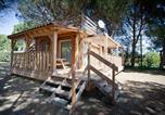 Camping avec Piscine Le Boulou - Camping Les Casteillets-1