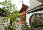 Location vacances Tunxi - Huangshan North Station Huiting Boutique Hostel-3
