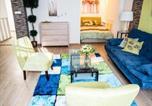 Location vacances Budapest - Auburn Apartment-2