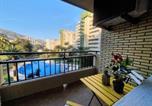 Location vacances Fuengirola - Beach Paradise Eco friendly Ronda 4 Apartment-4