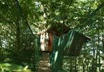 Location vacances Montreuil-le-Gast - Cabanes dans les Arbres du Manoir de l'Alleu-3