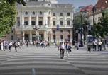 Location vacances Bratislava - City center apartment with the large terrasse-2