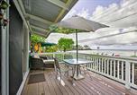 Location vacances Kahaluu - Kailua-Kona House with Oceanfront Deck and View-3