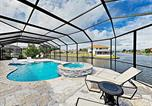 Location vacances Palm Coast - Waterfront Home w/ Stunning Views, Pool, Boat Dock home-1