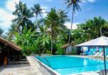 Location vacances Koggala - Artur & Barbara's Surfing Villa-1